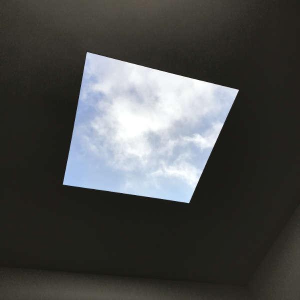 Skyspace van James Turrell in Museum Voorlinden