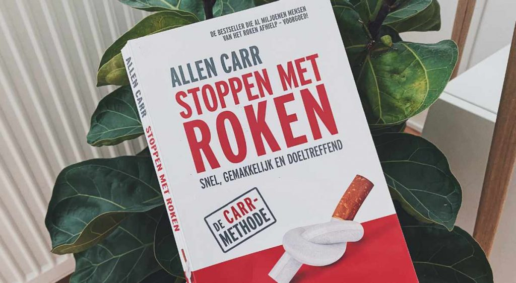 The book by Allen Carr: Easy Way to Stop Smoking
