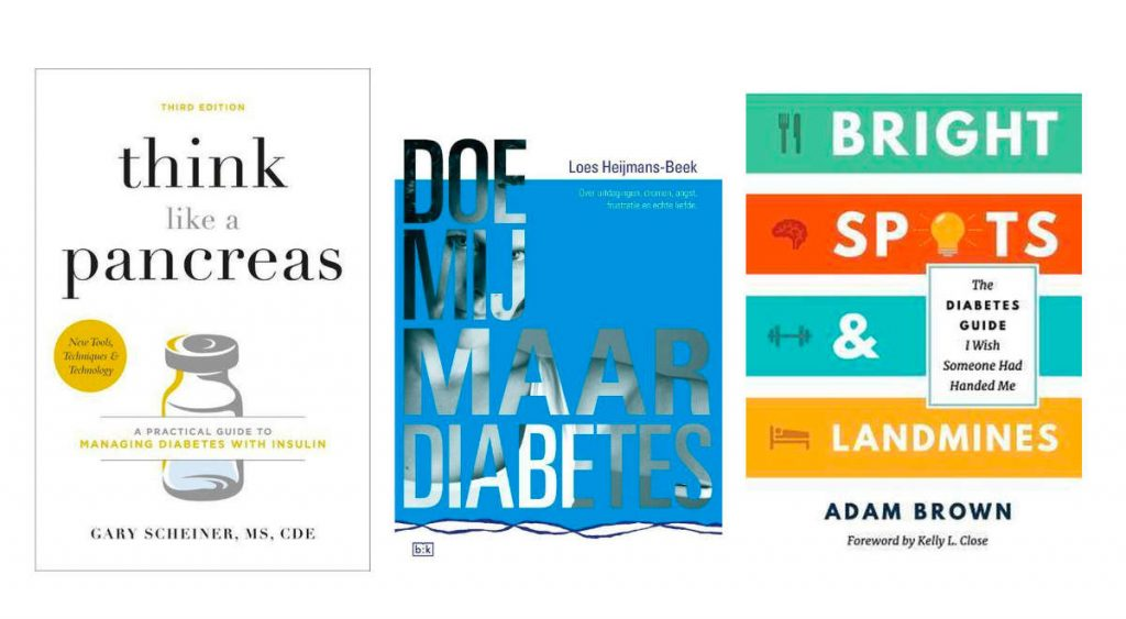 Three books about diabetes I recommend