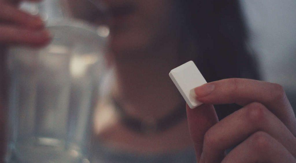 Combineer water met suiker om sneller uit een hypo te komen.