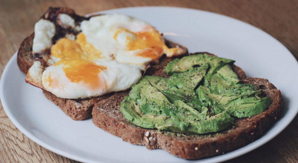 Geniet van je pauzemomenten met bijvoorbeeld een lekkere lunch