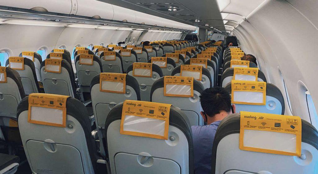 Flying in times of Corona